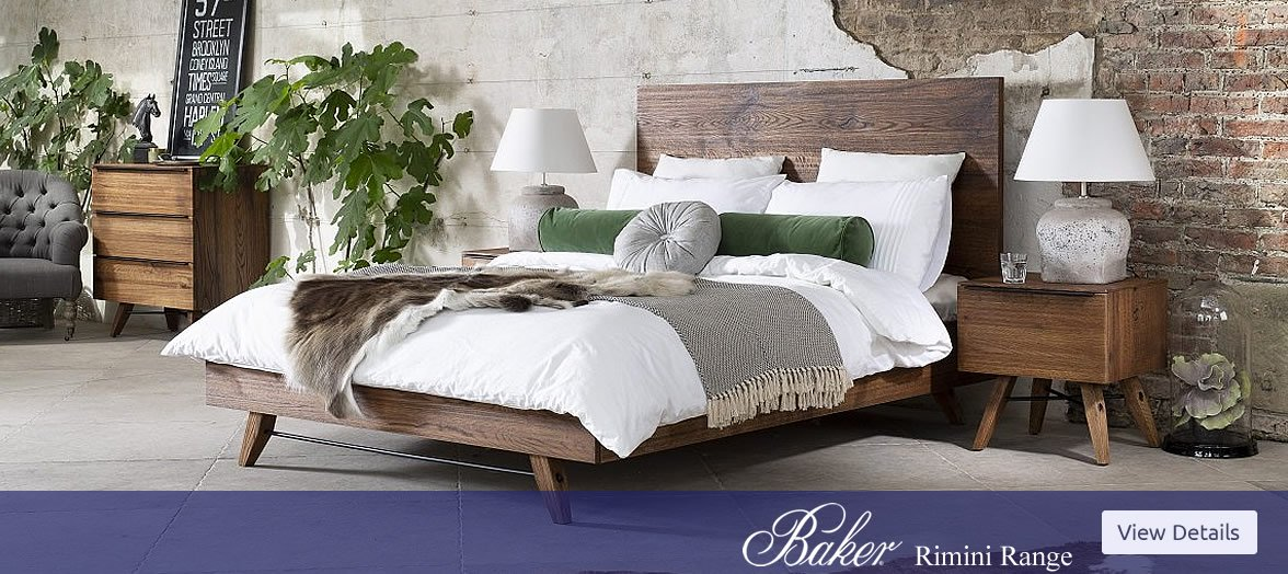 Baker Rimini Bedroom Furniture