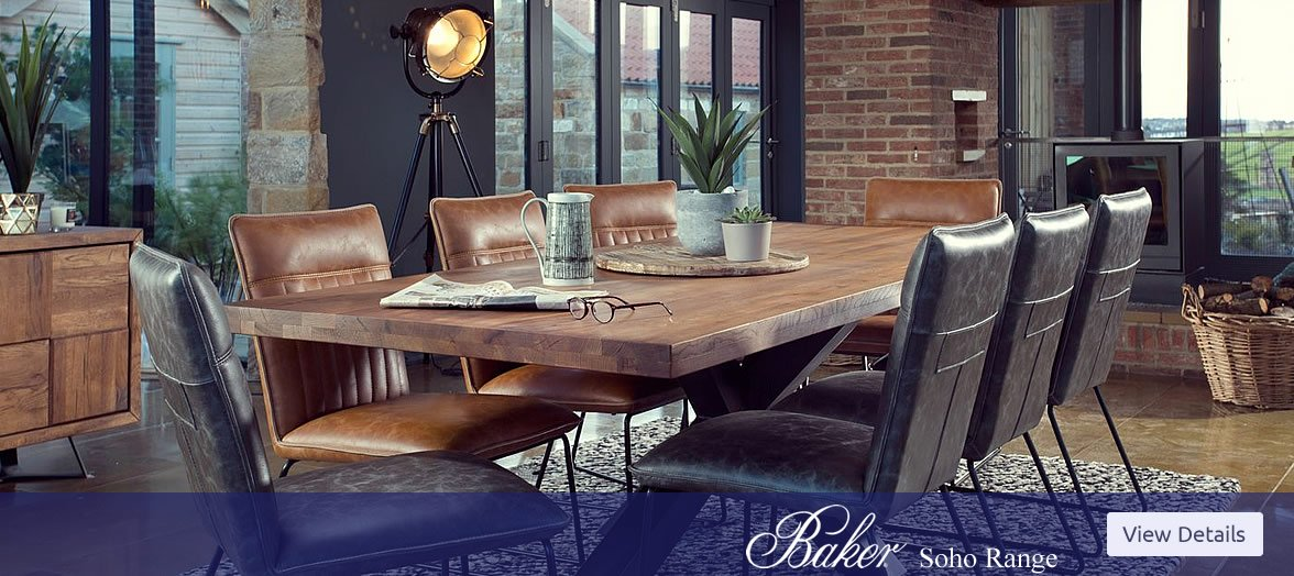 Baker Soho Dining Room Furniture in Northern Ireland