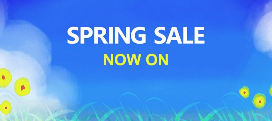 Spring Sale Now On For Furniture in Northern Ireland