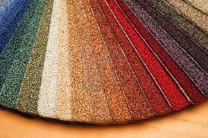 Carpet Colour Range