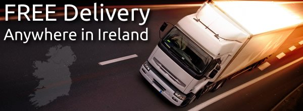 Free Delivery Anywhere in Ireland