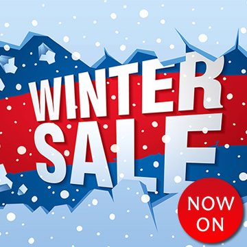 Winter Sale Now On