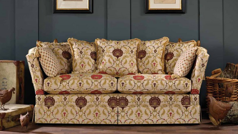 The Broadway Sofa - David Gundry NI