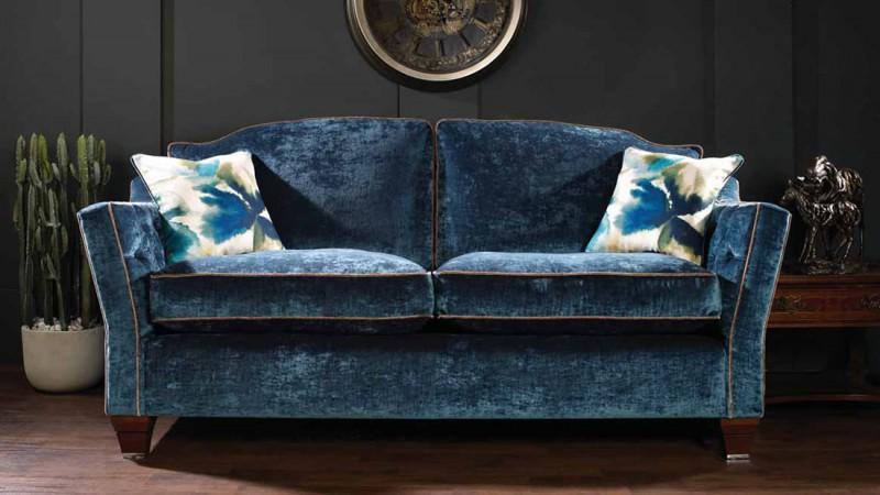 The Dorchester Fixed Arm Sofa - David Gundry Northern Ireland