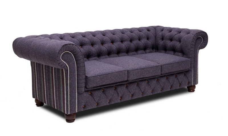 Vintage Sofa Company Chesterfield 3 Seater Sofabed
