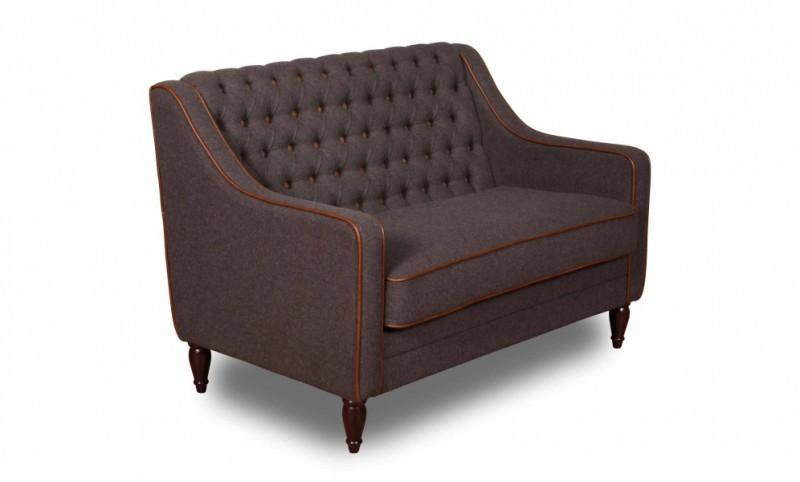 Vintage Sofa Company Holbeck Club 2 Seater Sofa