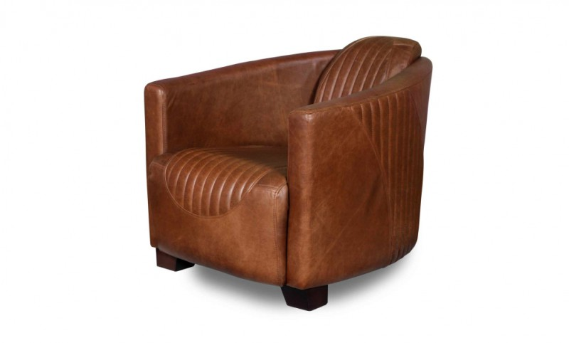 Vintage Sofa Company Spitfire Club Chair