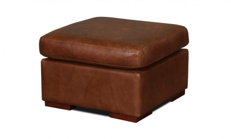 Vintage Sofa Company Classic Square Footstool