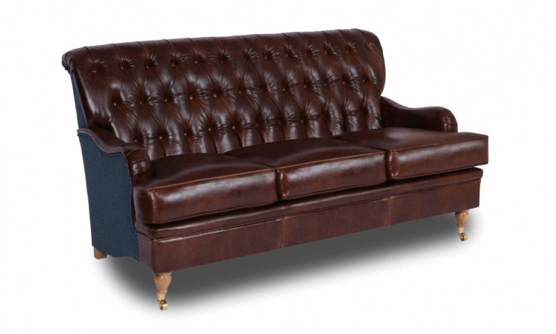 Vintage Sofa Company Langford 3 Seater Sofa