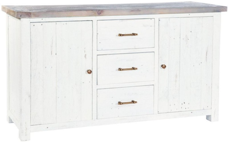 Rowico Driftwood Two Tone Large Sideboard