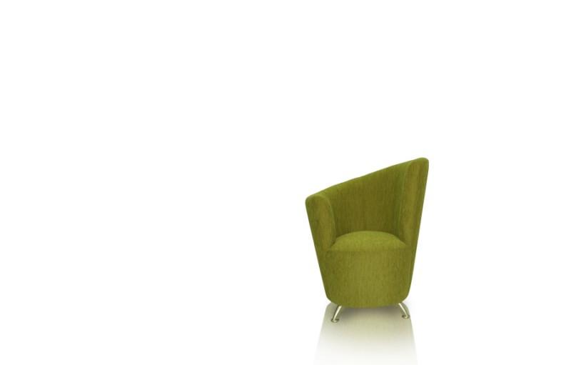 Grafu Baldai First Curve Armchair