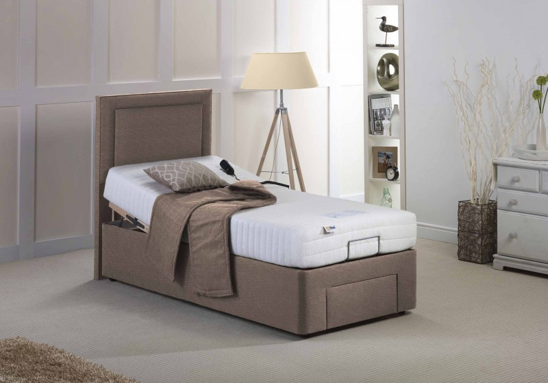 MiBed Emery Electric Adjustable Bed