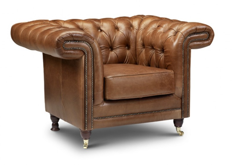 Vintage Sofa Company Chester Lounge Armchair