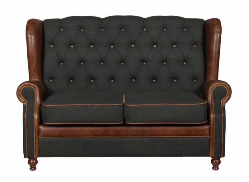 Vintage Sofa Company Linby Club 2 Seater Sofa