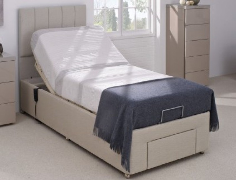 MiBed Cool Gel Electric Adjustable Bed