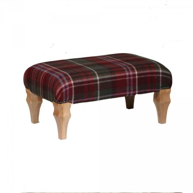 Vintage Sofa Company Banquet Small Footstool