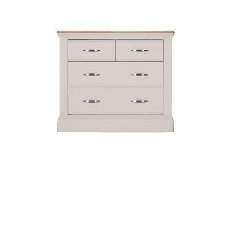 Baker Tenby 2+2 Chest of Drawers