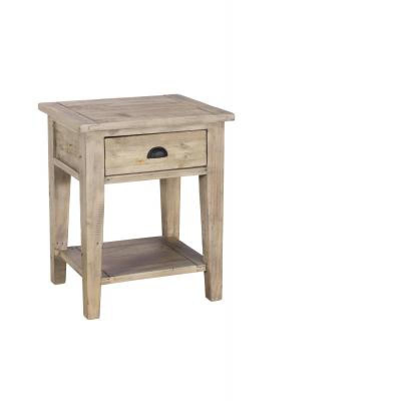 Baker Valetta Lamp Table