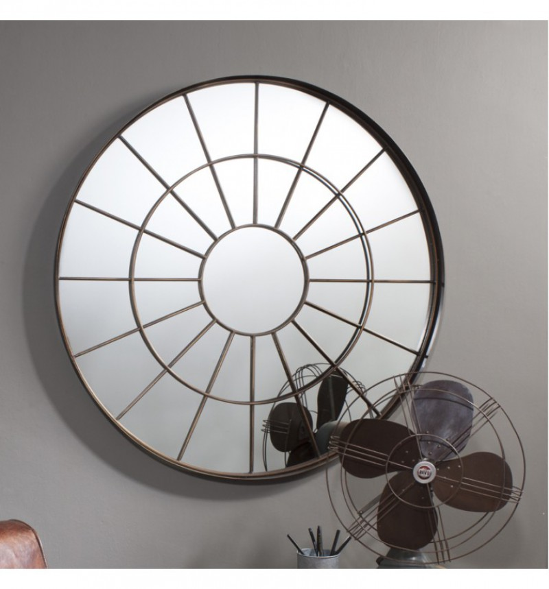 Gallery Battersea Round Mirror