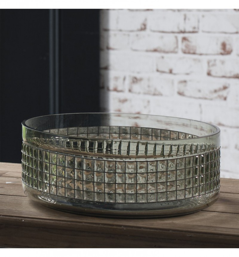 Gallery Pennington Large Bowl with Wire