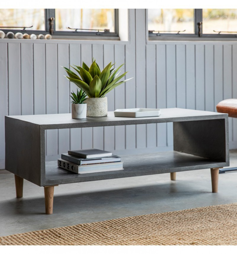 Gallery Bergen Cube Coffee Table
