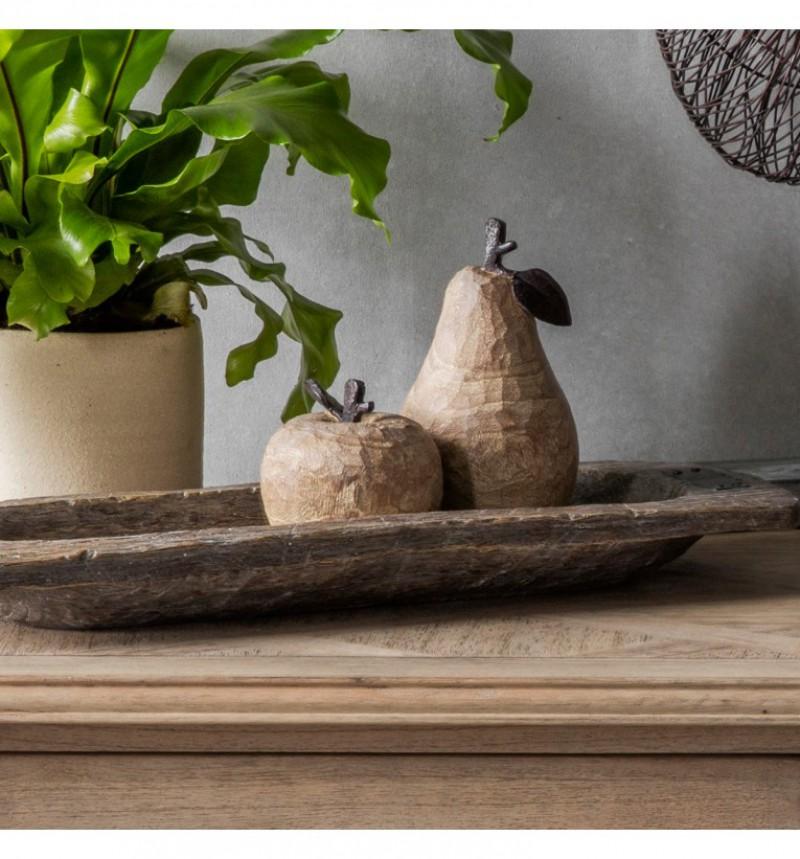 Gallery Woodland Pear Ornament