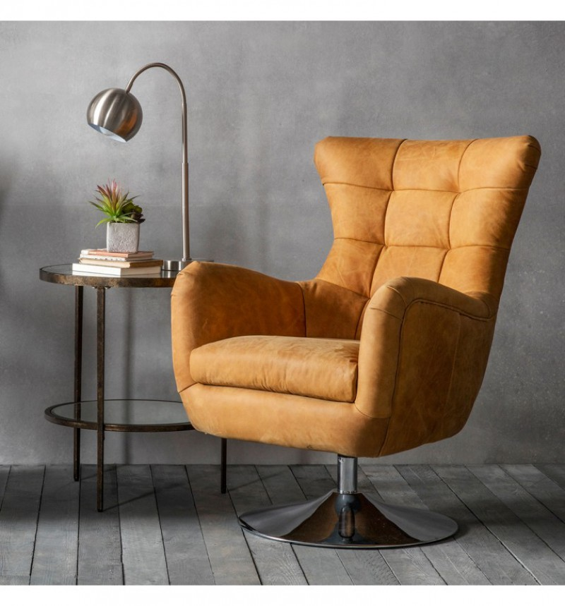 Gallery Bristol Swivel Chair