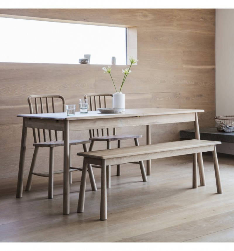 Gallery Wycombe Extending Dining Table