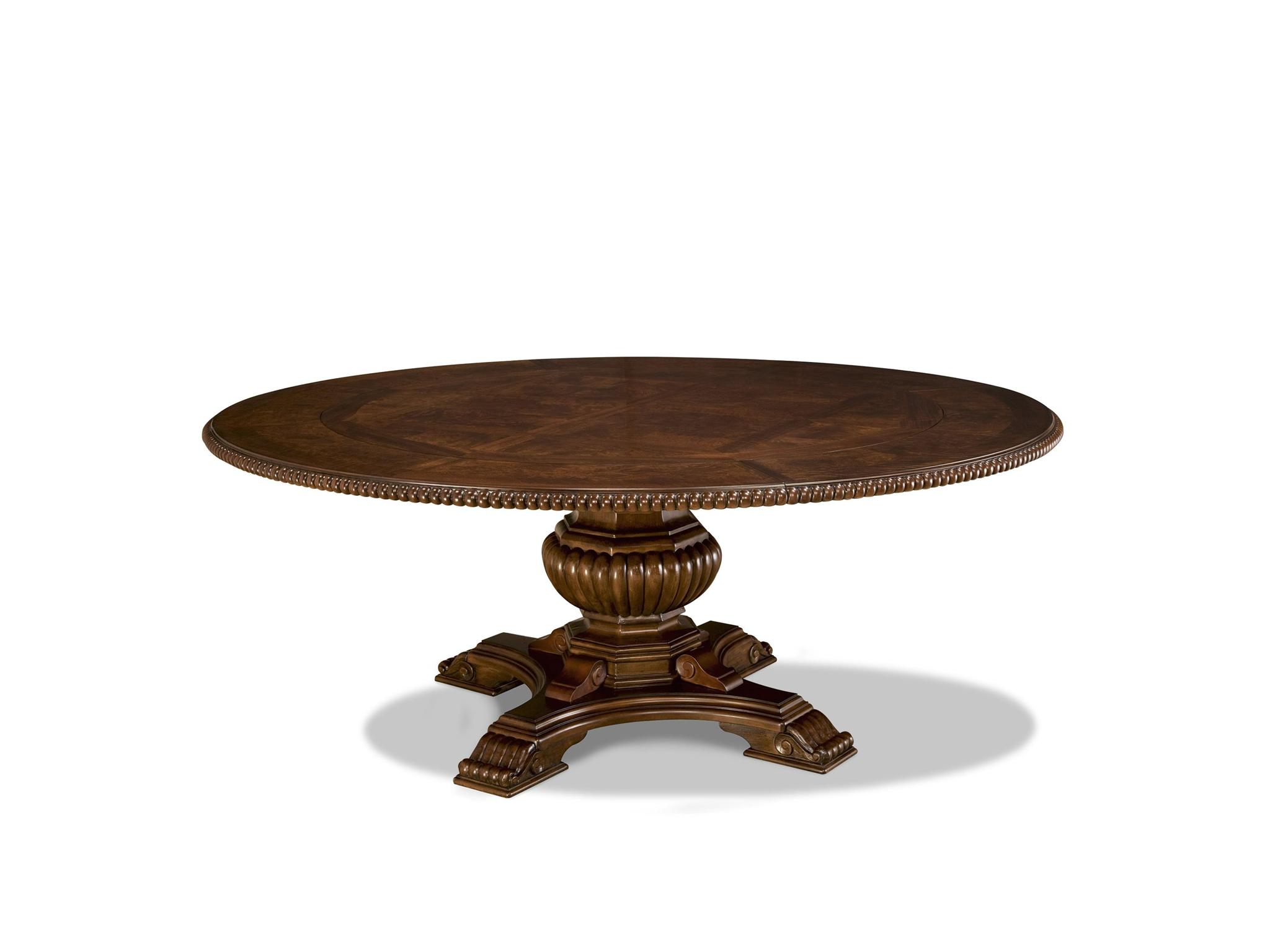 Universal Furniture Villa Cortina Round Dining Table