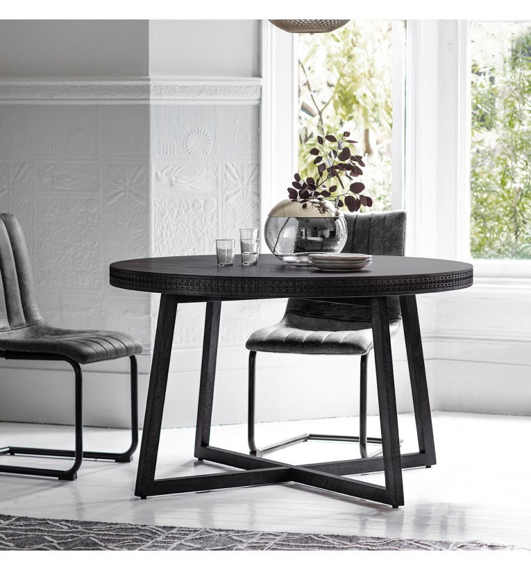 Gallery Boho Round Dining Table
