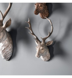 Gallery Ambrose Stag Head Weathered
