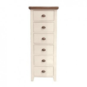 Baker Cotswold Tall Chest of Drawers