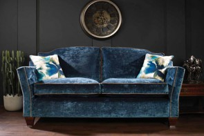 The Dorchester Fixed Arm Sofa - David Gundry NI