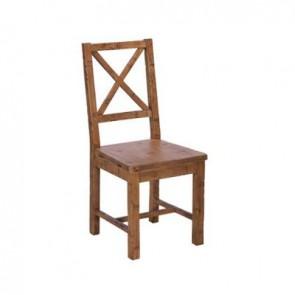 Baker Nixon X Back Dining Chair
