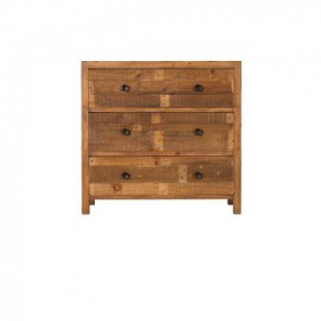 Baker Nixon 3 Drawer Wide Chest