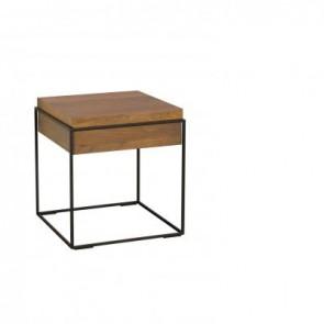 Baker Manhatten Lamp Table