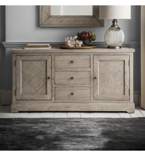 Gallery Mustique 2 Door 3 Drawer Sideboard