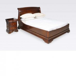 Baker Normandie Low End Bed Frame