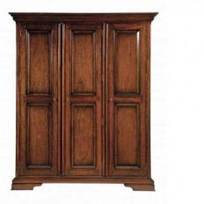 Baker Normandie Triple Wardrobe