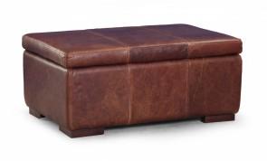 Vintage Sofa Company Classic Storage Footstool