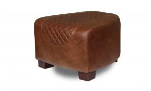 Vintage Sofa Company Triumph Club Footstool