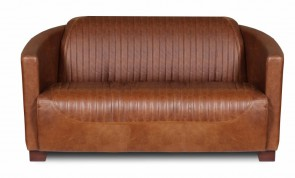 Vintage Sofa Company Spitfire Club 2 Seater Sofa