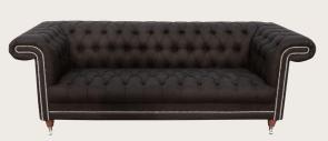 Vintage Sofa Company Chester Lounge Club 3 Seater Sofa