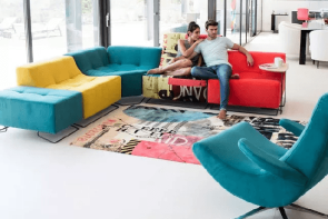 Fama Luci Pop Sofa