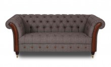 Vintage Sofa Company Chester Club 4 Seater Sofa