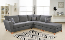 Lebus Lucy Armless Chaise Group