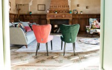 Fama Ginger & Fred Chair
