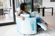 Fama Moonrise and Moonrise XL Chair