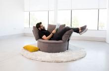 Fama Zoe - Arianne Love Armchair