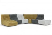 Calia Italia Fox Trot Sofa